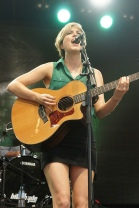 Missy Higgins at the Falls Festival, Lorne VIC. By Stu B