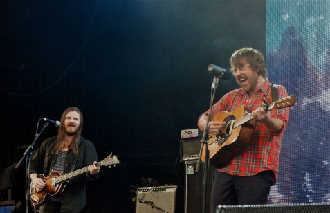 Fleet Foxes by Stu B