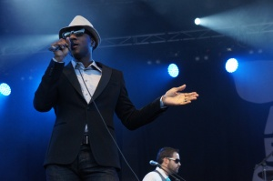 Aloe Blacc by Stu B