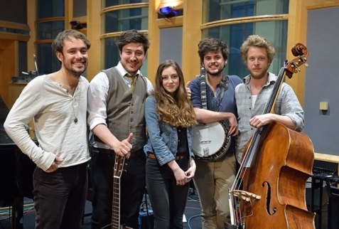 Mumford and Sons and Birdy