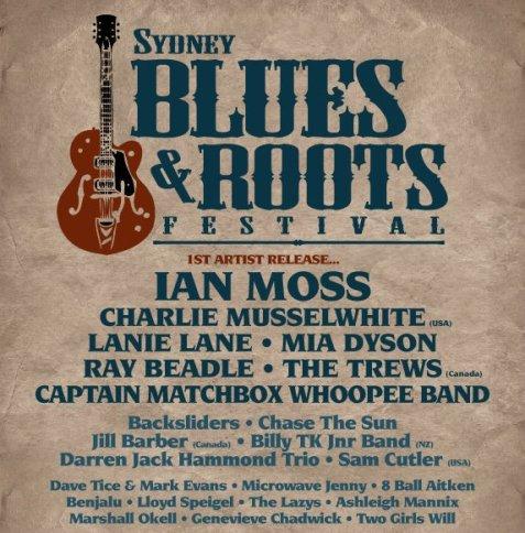 Sydney Blues & Roots Festival