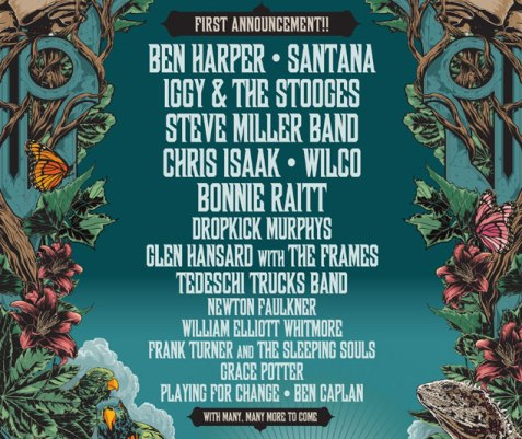 Bluesfest Byron Bay