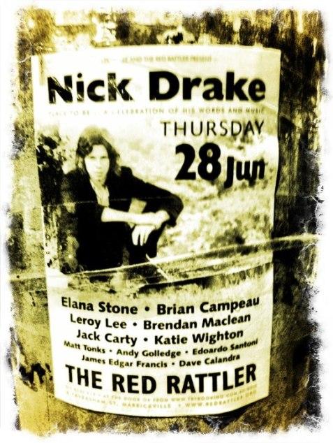Nick Drake Tribute