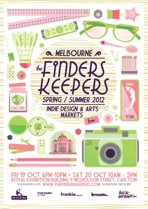 Melbourne Finders Keepers