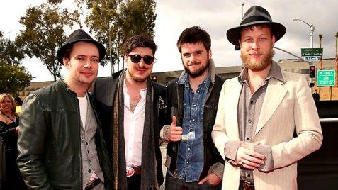 Mumford Grammys