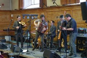 Wales at Cecil Sharp House - Mabon