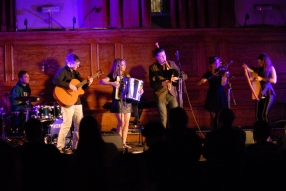 Wales at Cecil Sharp House - Calan
