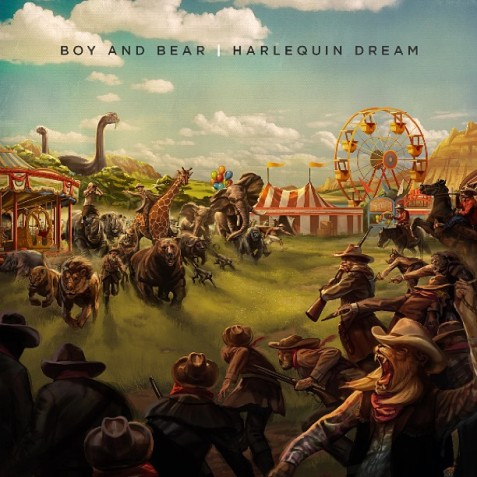 Harlequin Dream