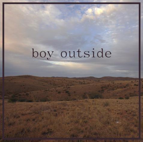 Boy Outside