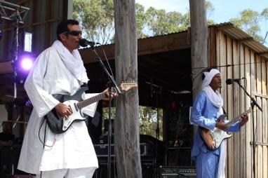 Bombino at Falls Festival Marion Bay