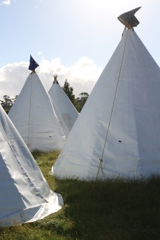 Tepee Village by Tepee Life
