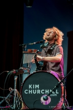 Kim Churchill plays Bluesfest