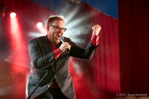 St Paul and The Broken Bones plays Bluesfest 2016