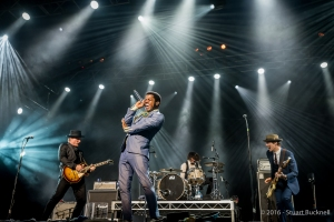 Vintage Trouble plays Bluesfest 2016