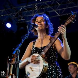 Rhiannon Giddens Bluesfest 2017 by Stuart Bucknell Photography