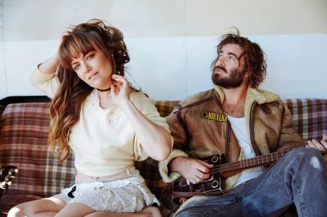 Angus and Julia