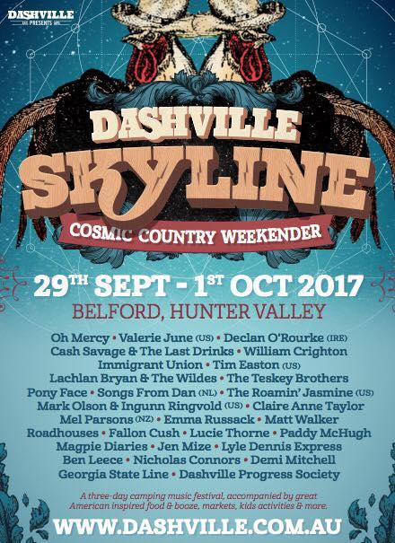 Dashville Skyline