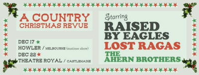 A Country Christmas Revue