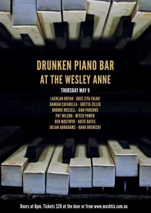 Drunken Piano Bar